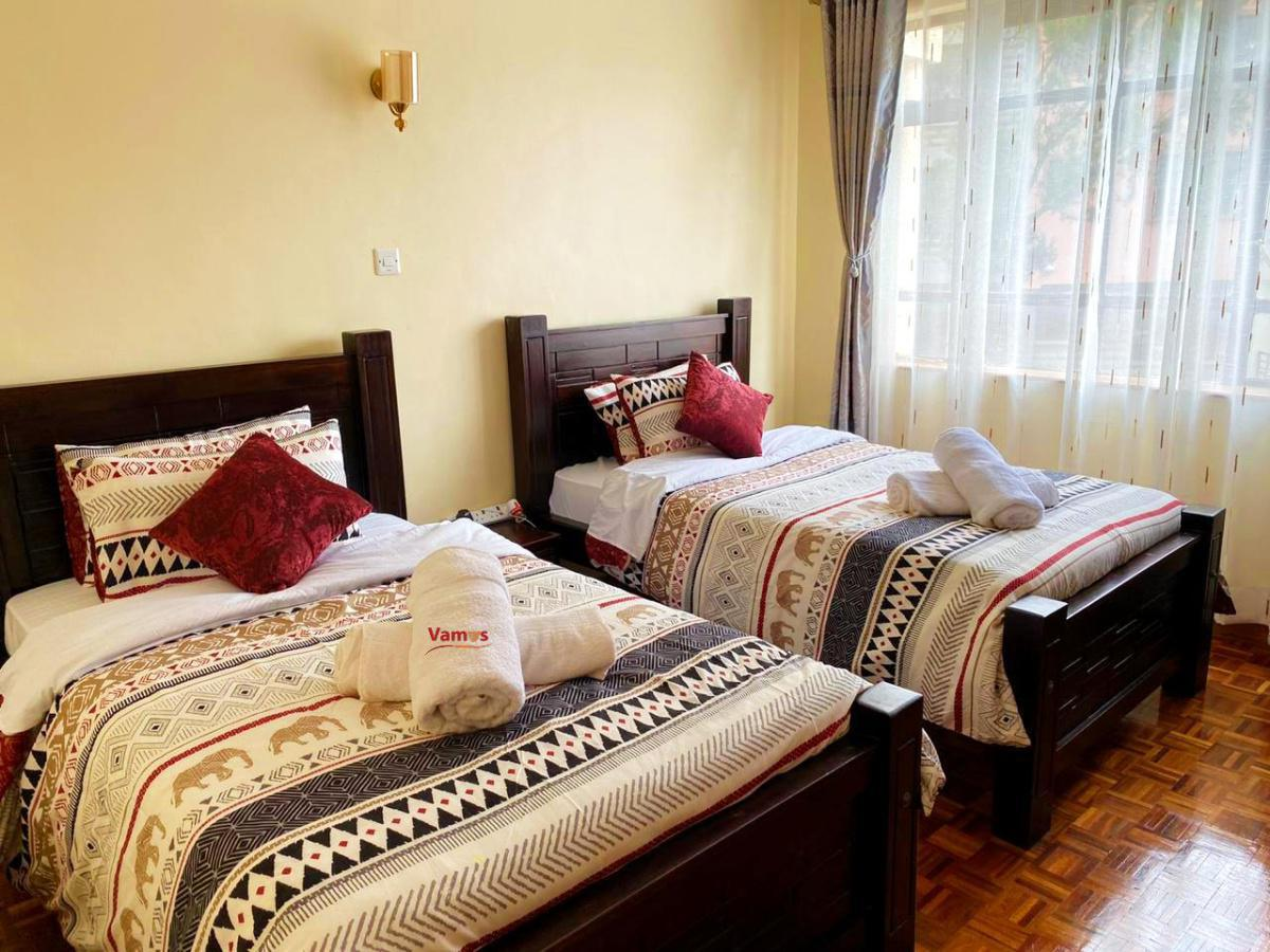 Stay from 1899 Enjoy Mt.Kenya and Golf course Views!
