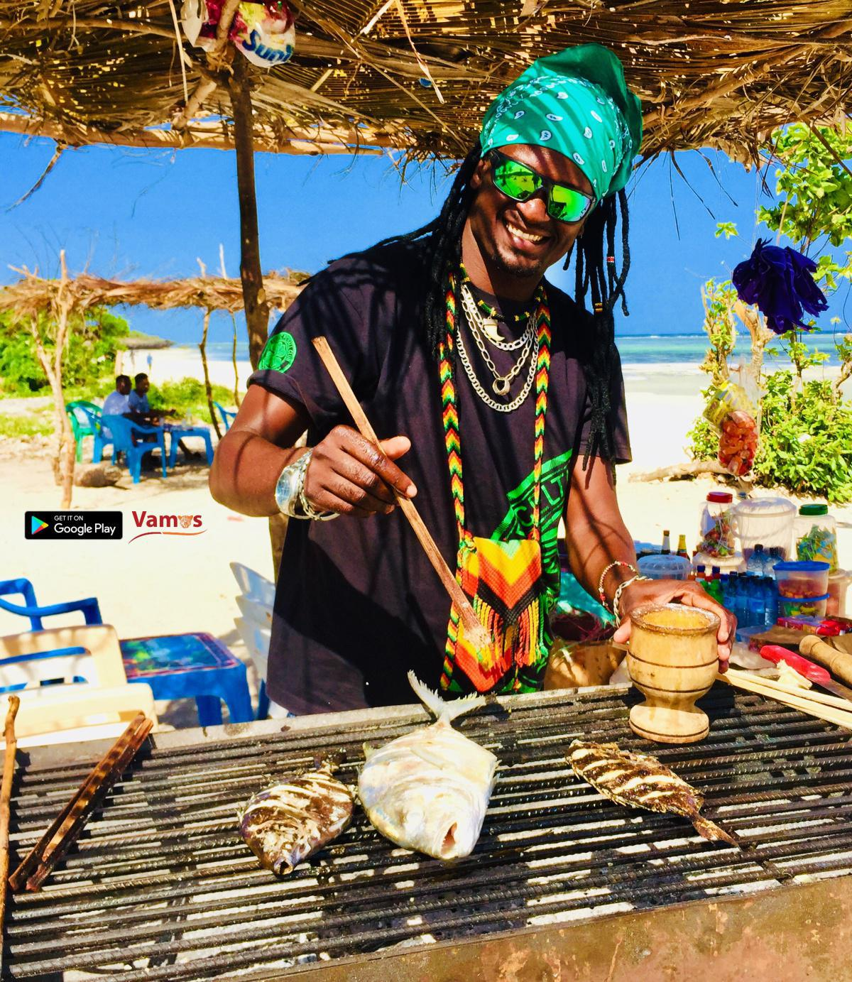 Ngoloko Fisherfolks - Experience Culture and amazing Grilled Fish and more