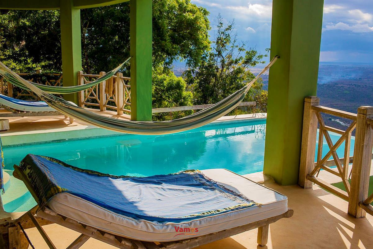NEW 5799 KWALE CLIFF HOUSE EXPERIENCE!