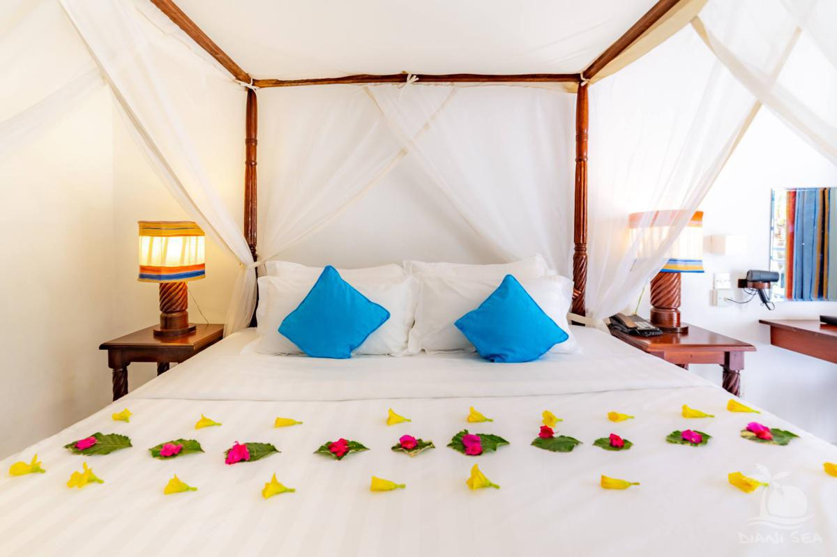 Diani Sea Resort All Inclusive Experience: Stay from 6799 Per Person, Eat & Drink ALL you can!