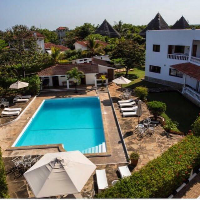 Galu Inn Hotel: Stay from 2499 Per Person!
