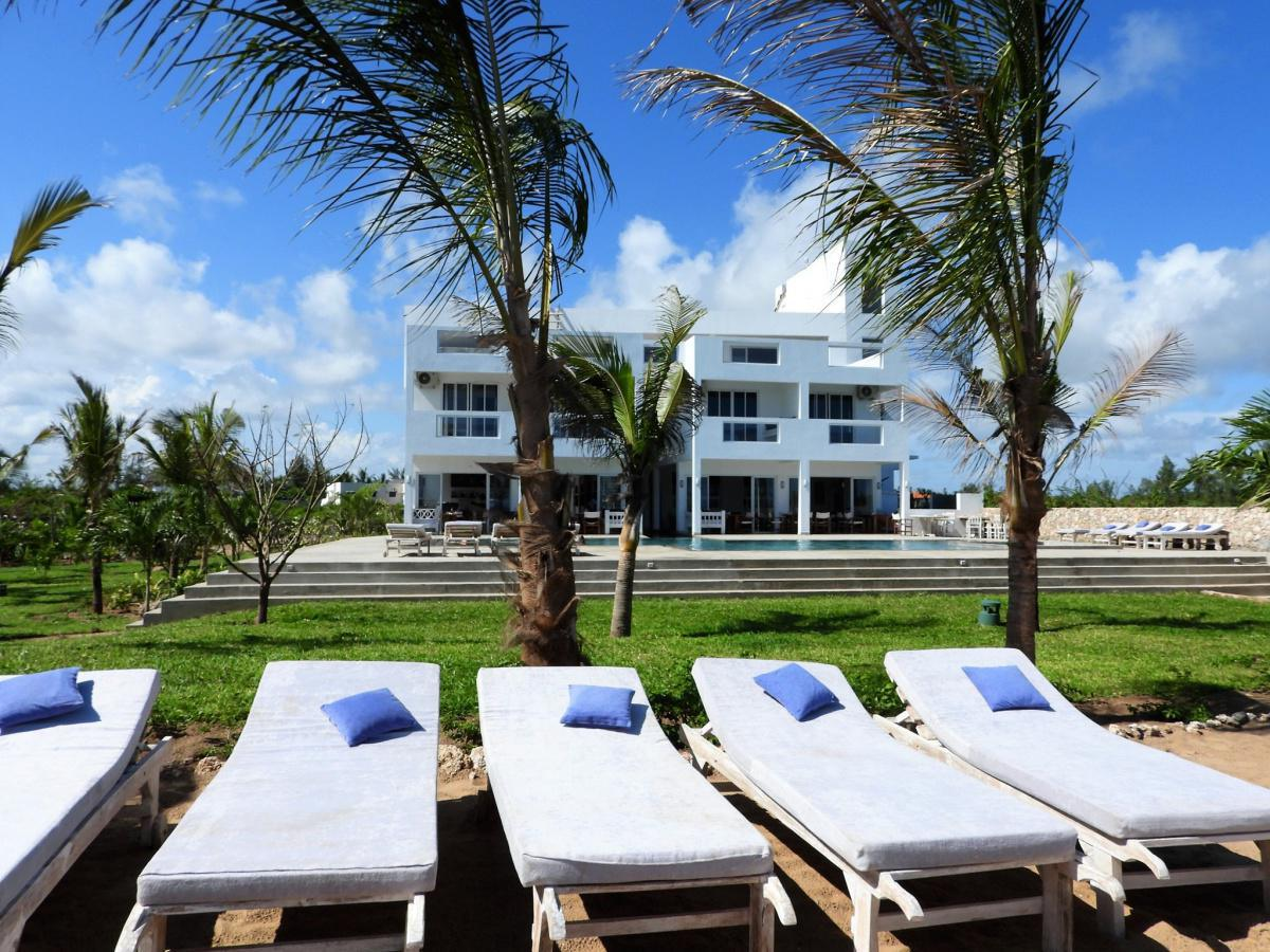 Visiwa Beach Experience: Stay from 6949 Per Person including meals!