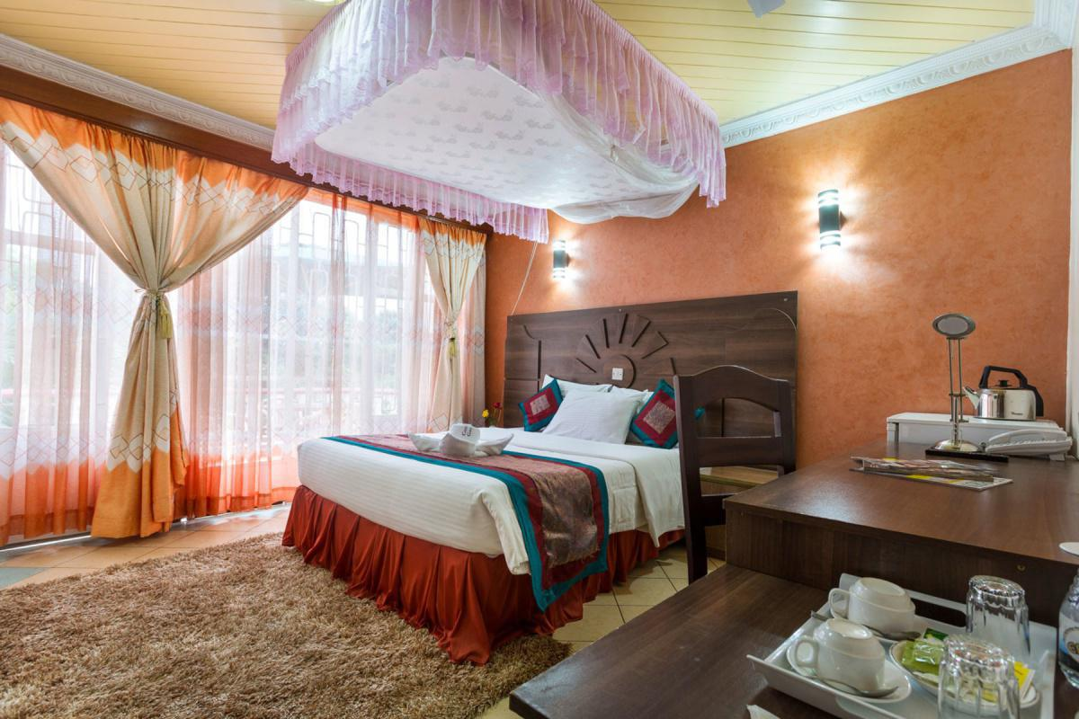 Comfort Gardens Sweet Waters Experience: Stay from 3799 Per person including meals!