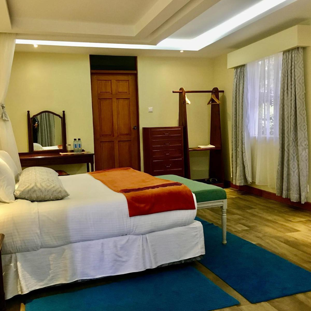 Kongoni Camp Experience: Stay from 8499 Per Person including meals!