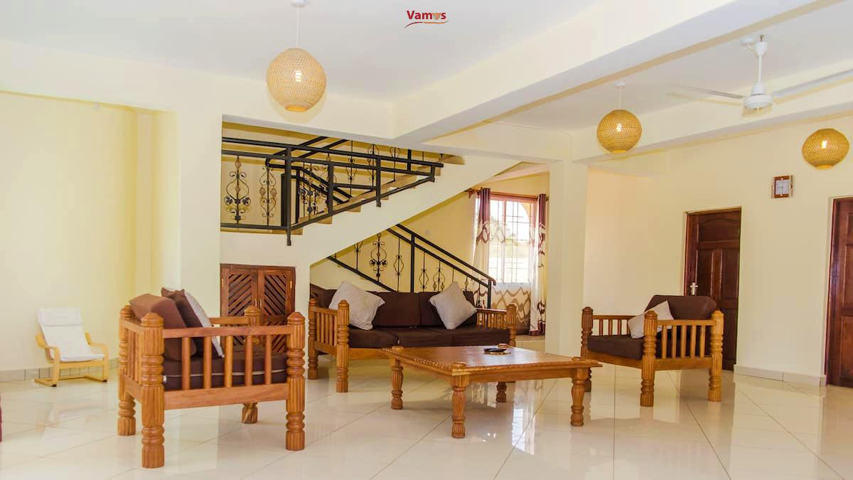 Stay from 2199 Per person in this 4 Bedroom own compound Villa!