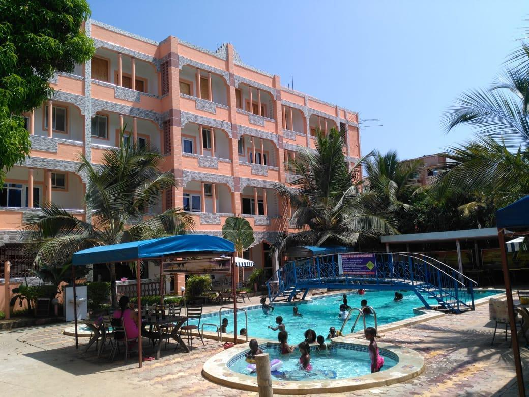 Premier Guest House: Stay from 1099 Per Person!
