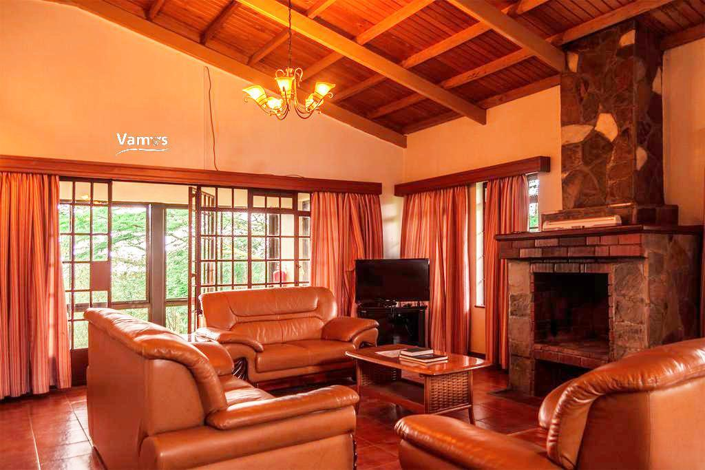 Relax in this Superb Cottage in Naivasha from 3499 Per Person!