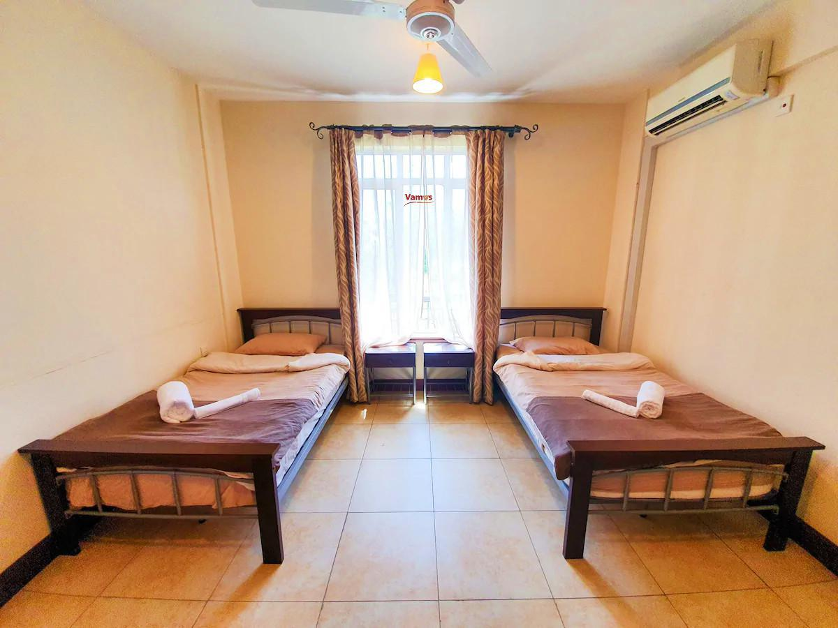Stay in these executive apartments close to the Bamburi beach from 1799 Per person per night