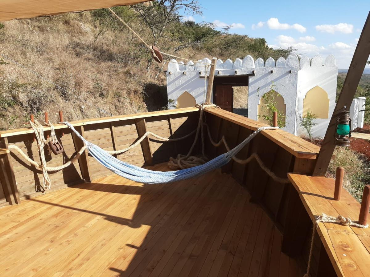 Stay in this Dhow house in Champagne ridge from 5399 per person!