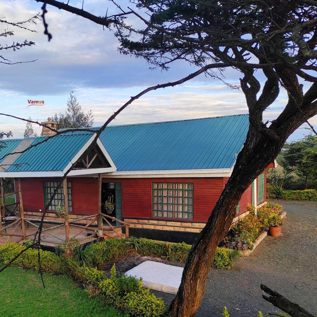 Stay in this charming cottage in Ngong Hills from 2799 Per Person!