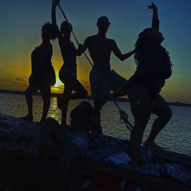 The Dew of the Sea Dhow experience in Watamu, from 1999 Per Person!