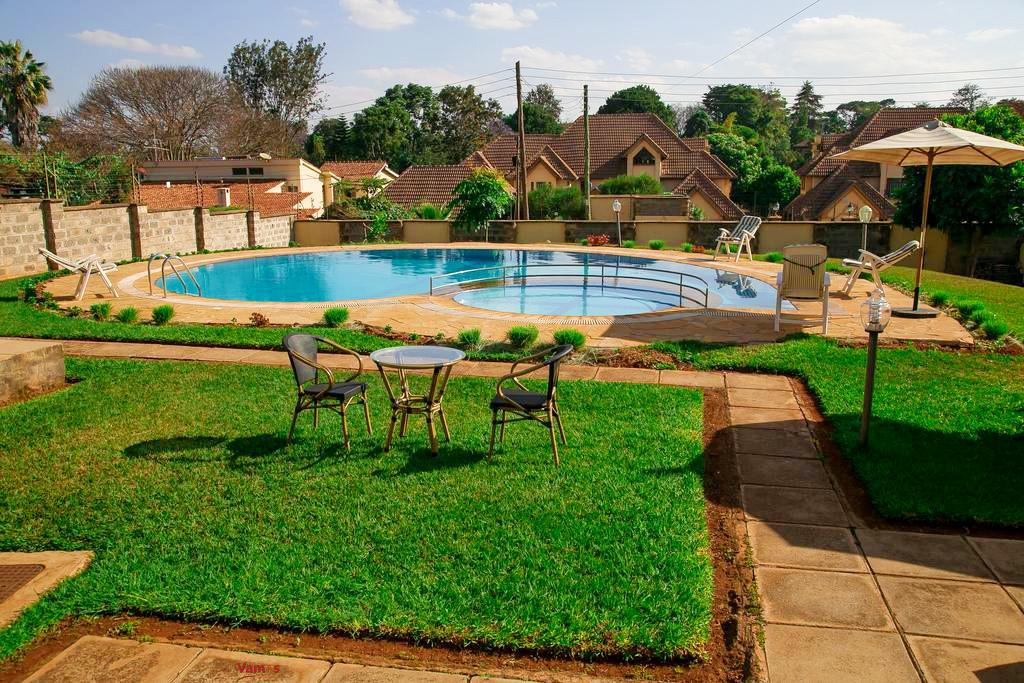 Stay in this stunning home in Gigiri from 2999 per person including breakfast!