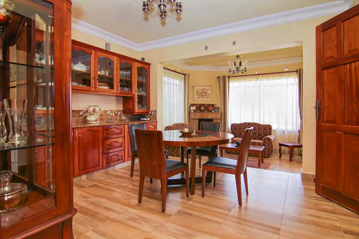 Stay in this amazing 6 BR house on 5 acres in Ndeiya Kikuyu from 3199 Per Person!