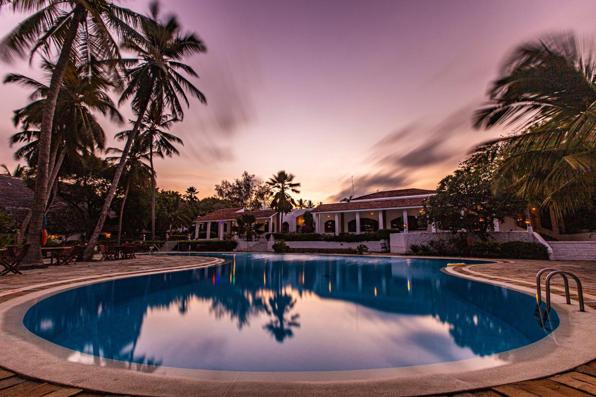 Diani Sea Lodge All Inclusive Experience: Stay from 8499 Per Person, Eat & Drink ALL you can!