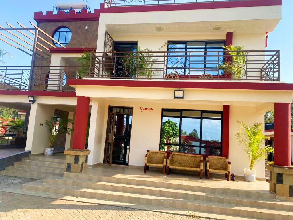 Stay in this executive own compound villa from 2239 Per Person!