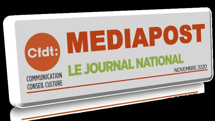 MEDIAPOST - Le journal national (novembre 2020)