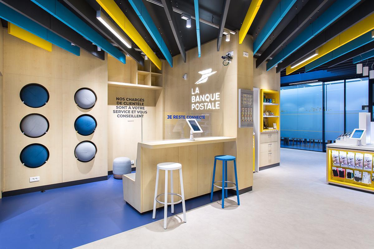 Le Réseau La Poste: un modèle innovant et moderne!