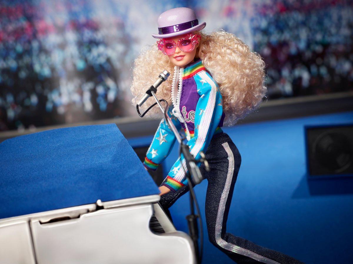 La Barbie Elton está agotada.