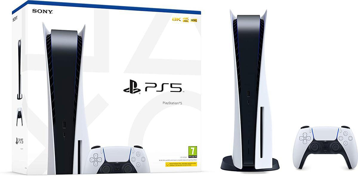Ya está aquí PlayStation 5, queda muy poco para que puedas conseguir una.