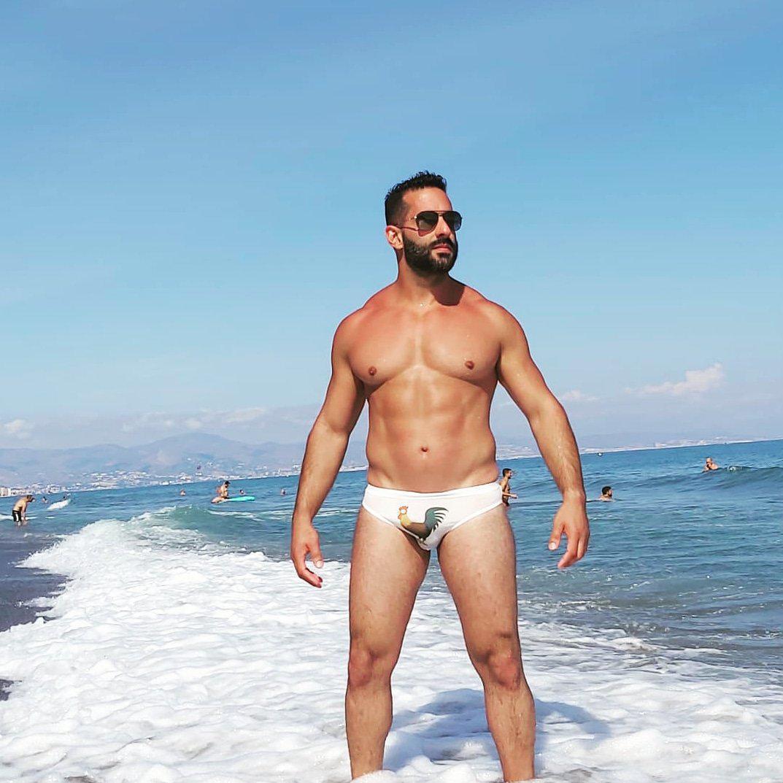 Massimo Arad, el inalcanzable bodybuilder