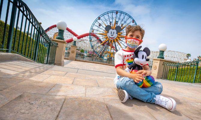 Disney lanza su nueva colección Pride 2021