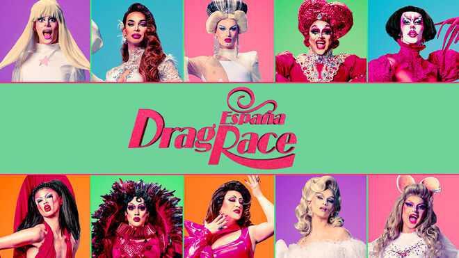 """El tráiler de """"Drag Race España"""" muestra una fiesta épica con las 10 reinas españolas"""