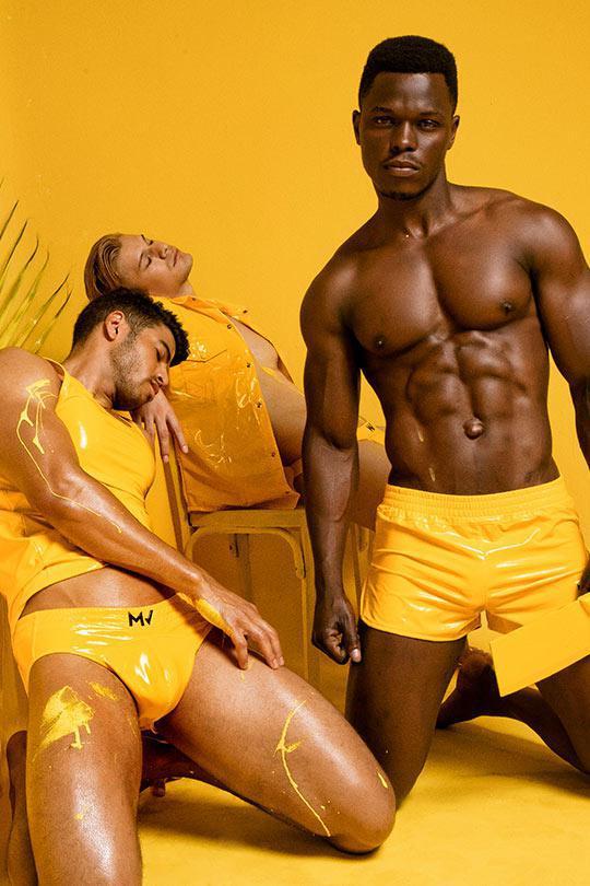 La marca de ropa interior Modus Vivendi ha lanzado su nueva línea de ropa