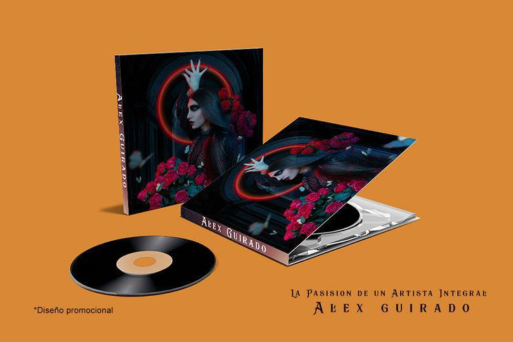 """Alex Guirado: """"Con mi primer disco abriré y cerraré muchas bocas."""""""