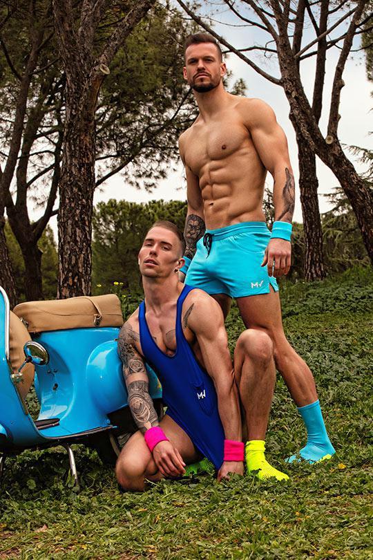 Modus Vivendi lanza su nueva línea de ropa.