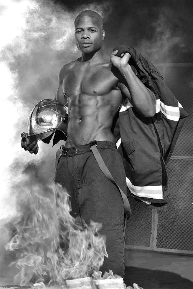Entre incendio e incendio