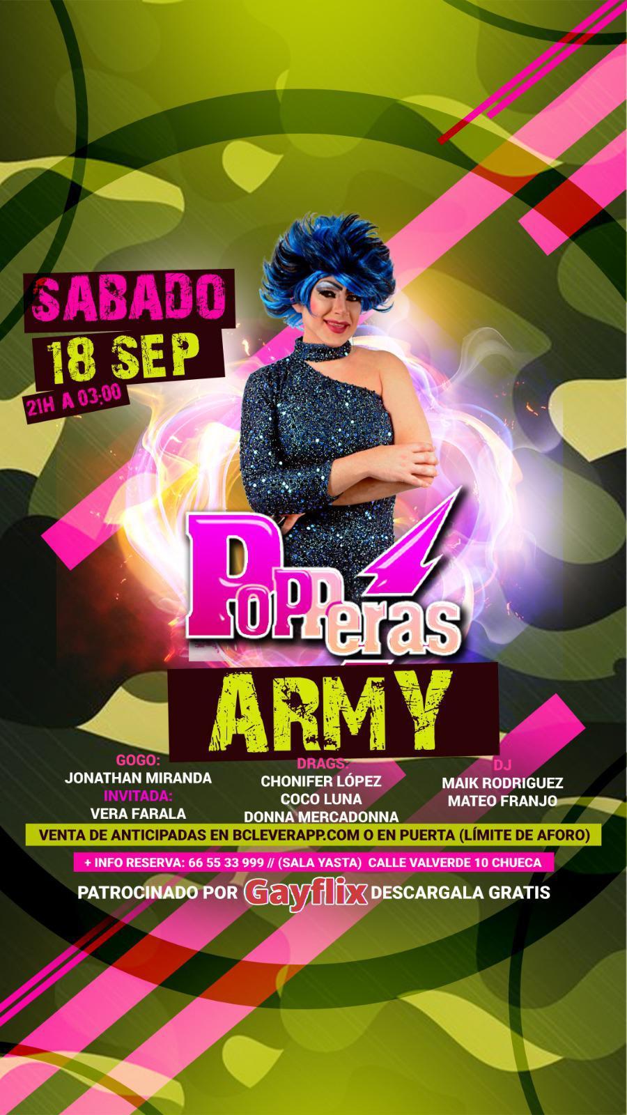 Popperas ARMY
