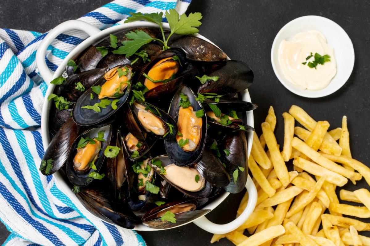 Moules / Frites