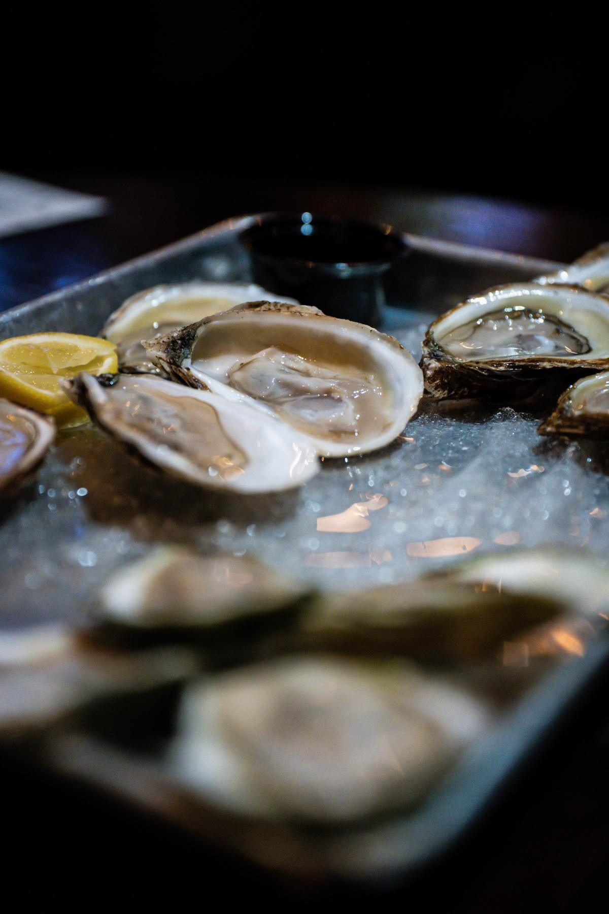 Brittany oysters N° 3 - Les Cancalaises