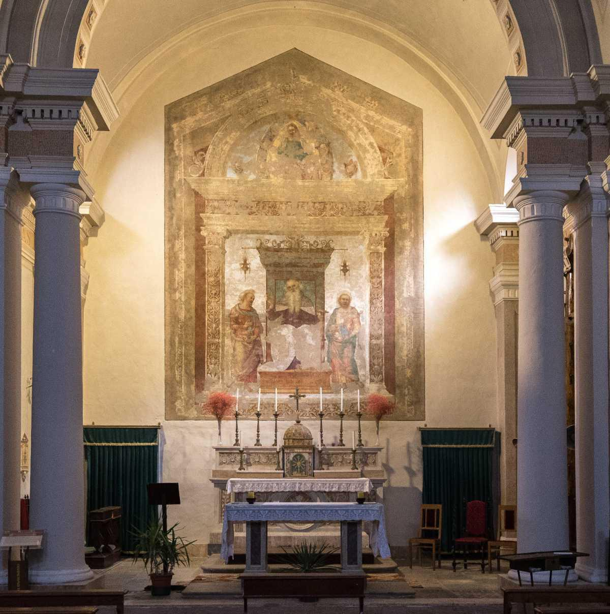 """Nella patria del Perugino, il """"Divin Pittore""""."""