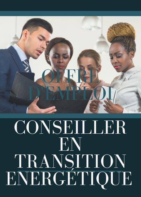 Conseiller en transition énergétique