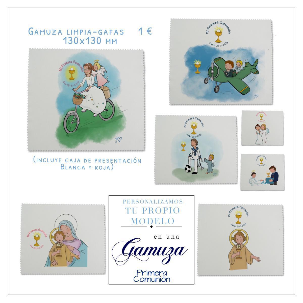 Catálogo Comuniones 2021