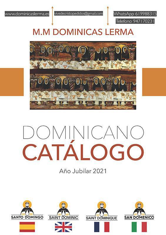 CATÁLOGO JUBILEO DOMINICANO 2021