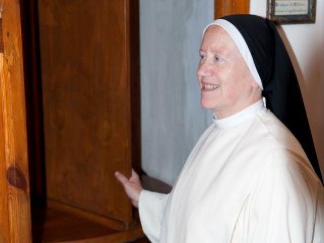 Sor María, Priora del Monastrio
