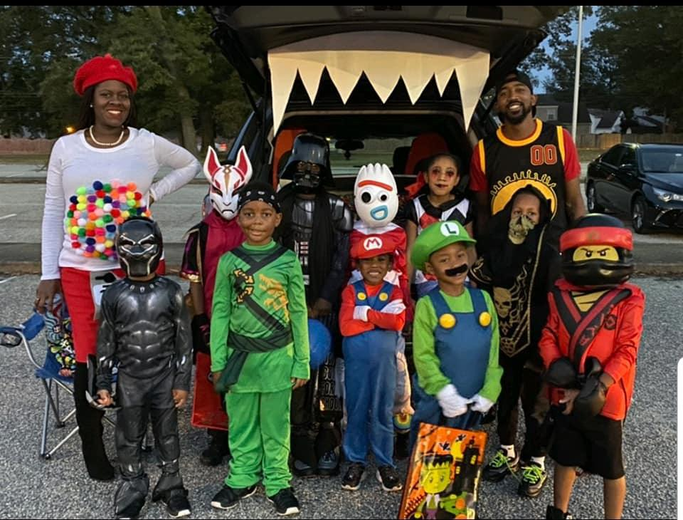 Halloween: Trunk or Treat