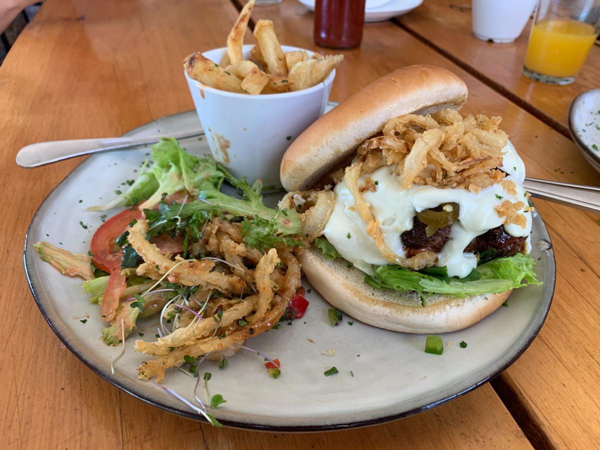 Jack Daniels - The Burger Edition