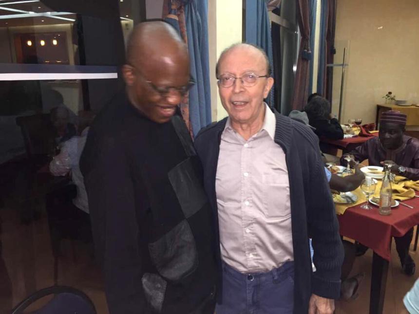 Amadou Lamine Sall : Noureddine Sail n'appartenait plus au seul royaume chérifien. Il appartenait à toute l'Afrique. Il appartenait au monde
