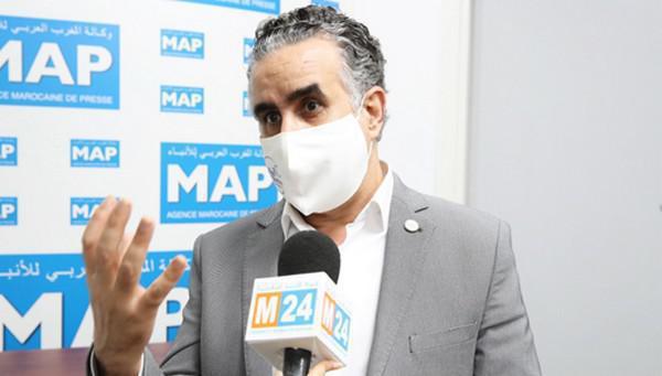 Vaccins anti-Covid: Le Maroc a assuré une diversité d'approvisionnement lui permettant d'acquérir les quantités nécessaires (M. Ibrahimi)
