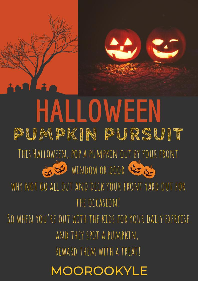Pumpkin Pursuit
