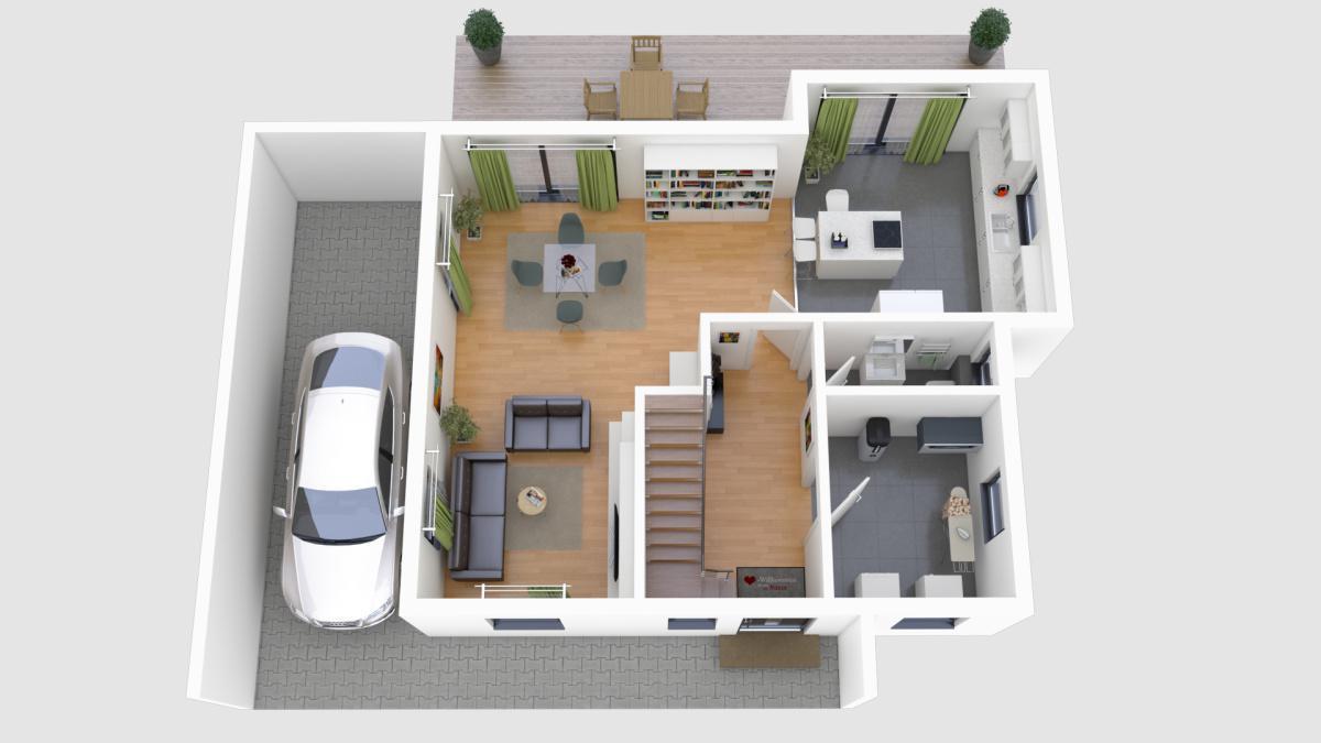 Streif Einfamilienhaus in Wiesbaum