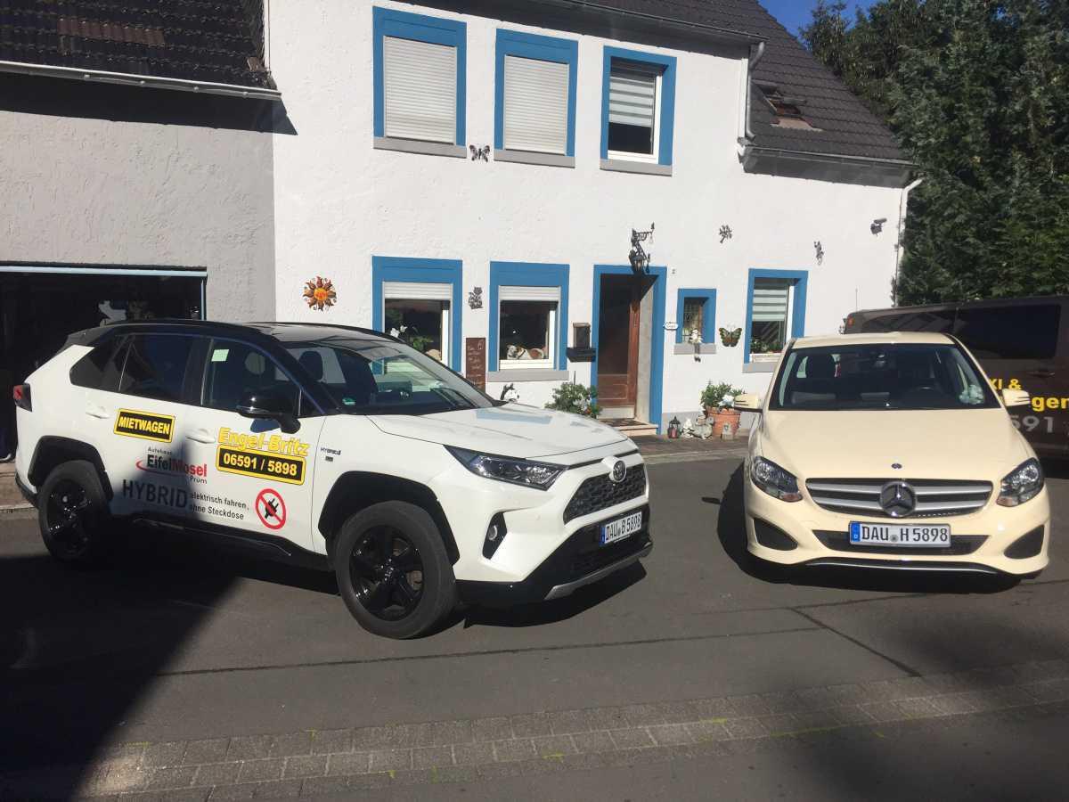 Taxi und Mietwagen Engel-Britz