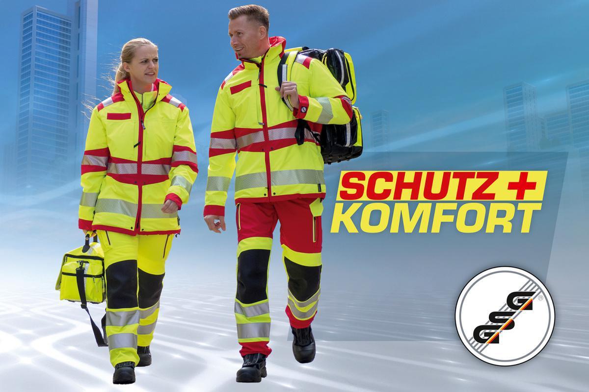 Geilenkothen-Fabrik für Schutzkleidung