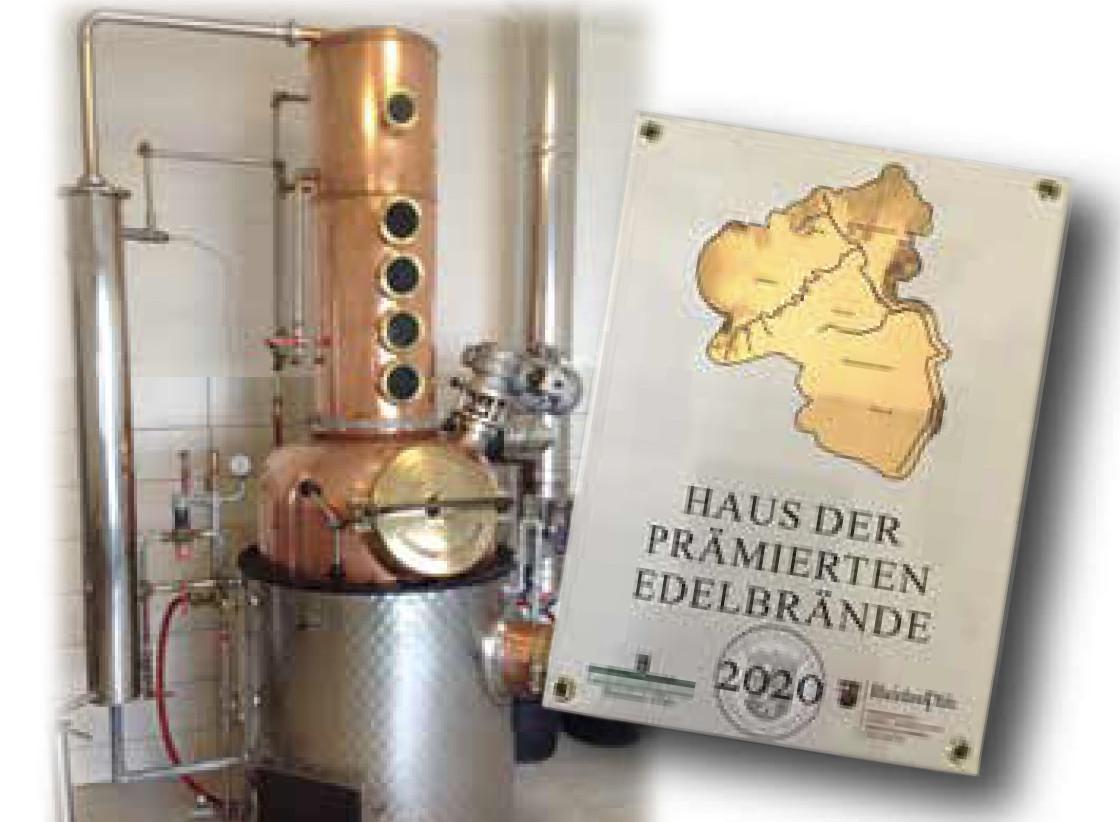 Gin Manufaktur Blum