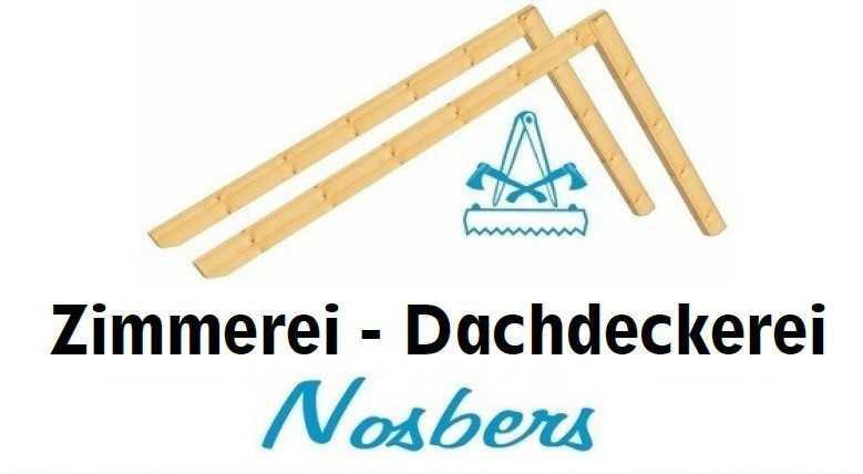 Zimmerei - Dachdeckerei Nosbers