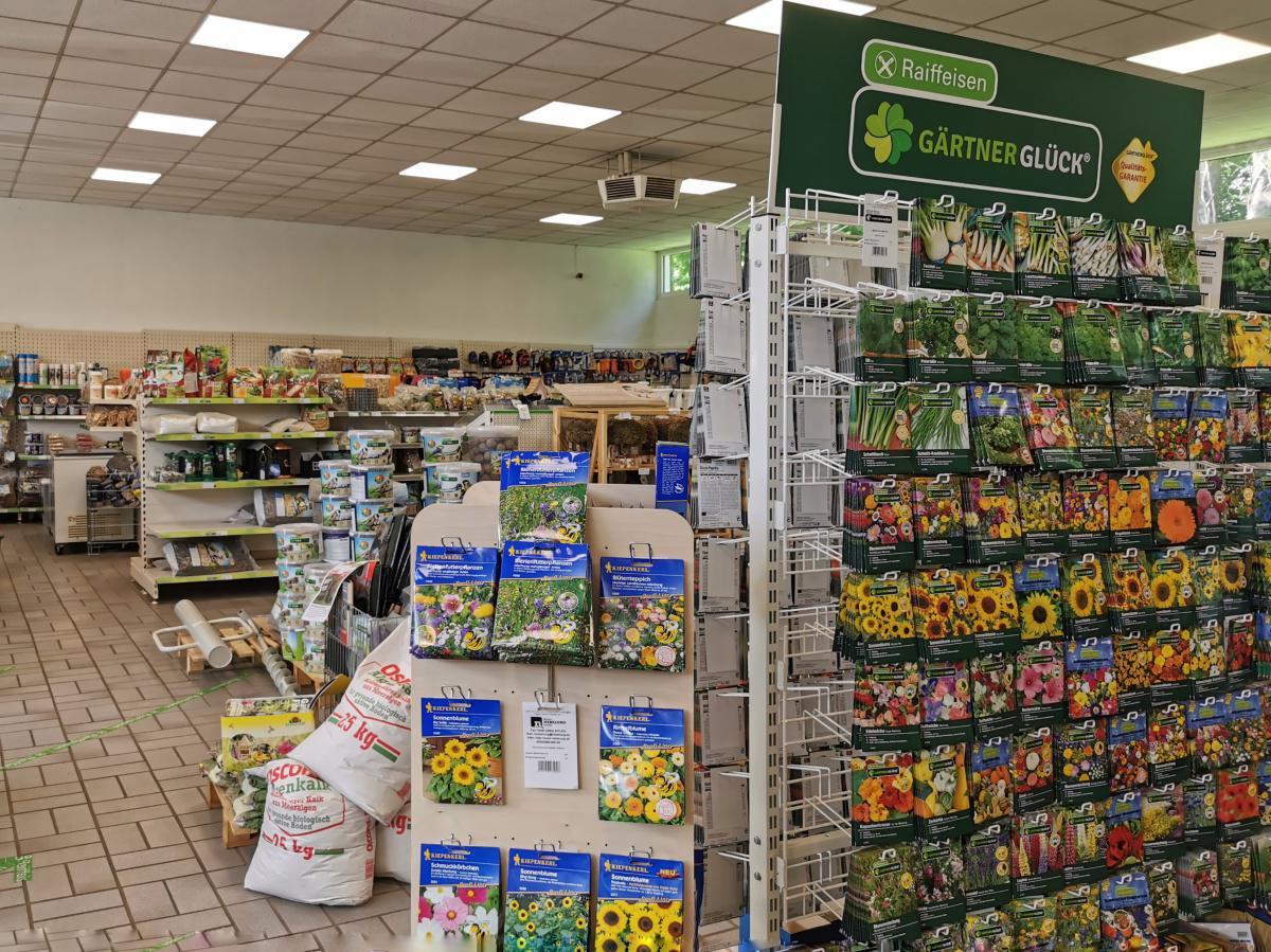 RWZ-Agrarzentrum / Raiffeisen-Markt Hillesheim