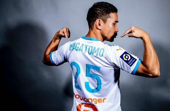 Officiel :Yuto Nagatomo signe à l'Olympique de Marseille
